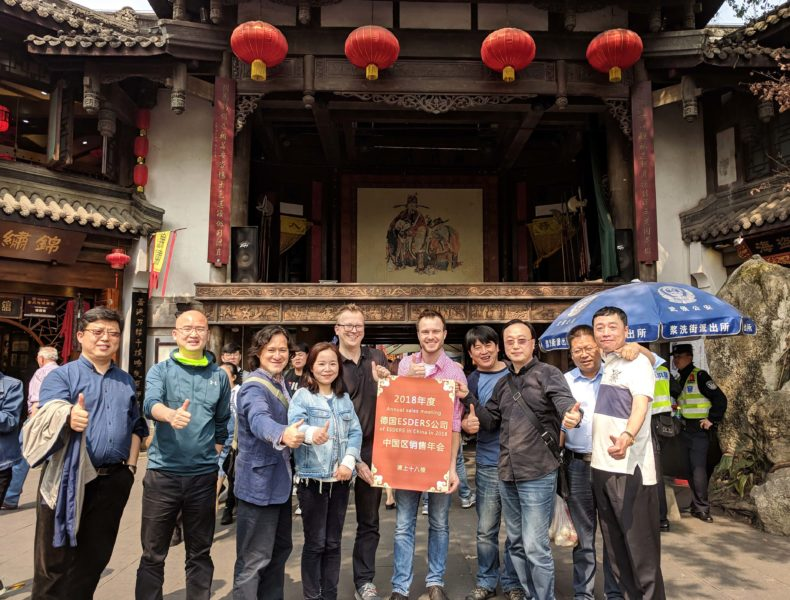 Messtechnik macht Gasnetzausbau in China sicherer