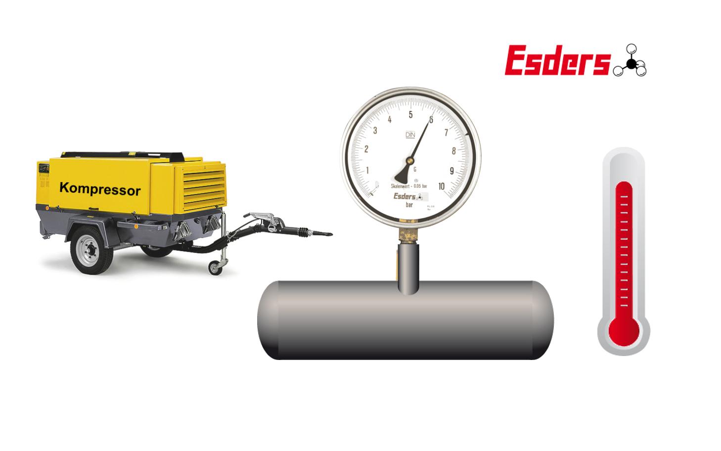 Grundlagen – Druckprüfungen an Gasleitungen