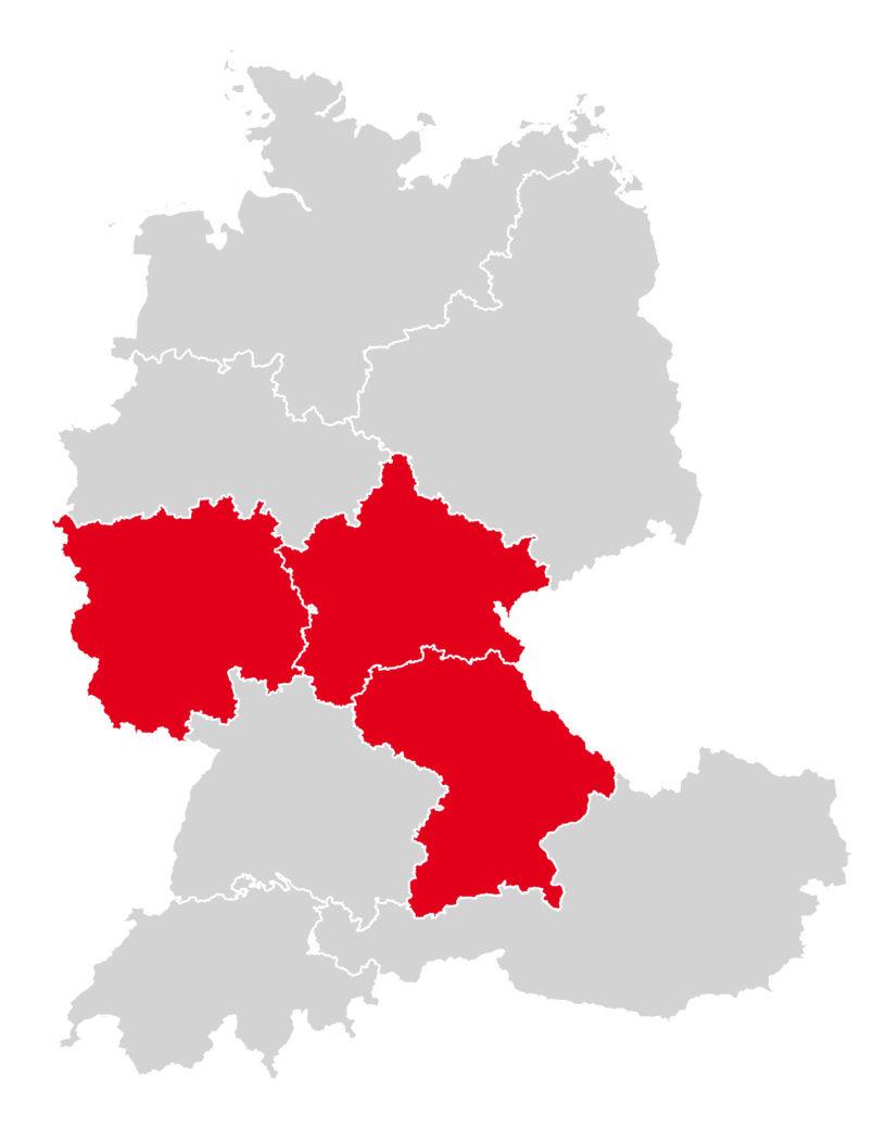Vertriebsgebiete-Holtkamp