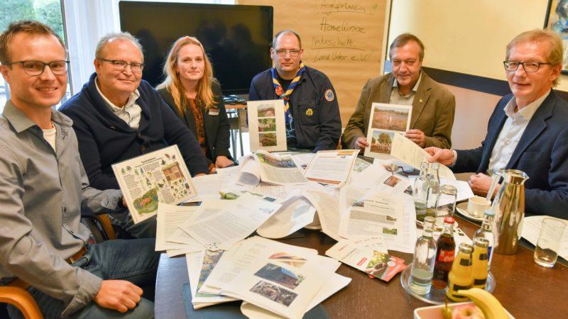 PRESSEMITTEILUNG – Esders-Zukunftspreis fördert drei ambitionierte Umweltprojekte
