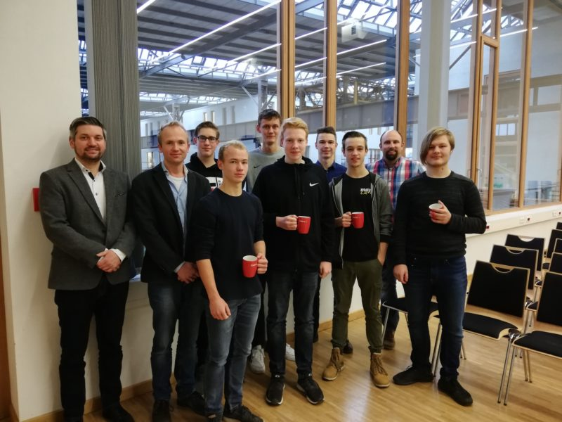 MINT-Workshop am Campus in Lingen