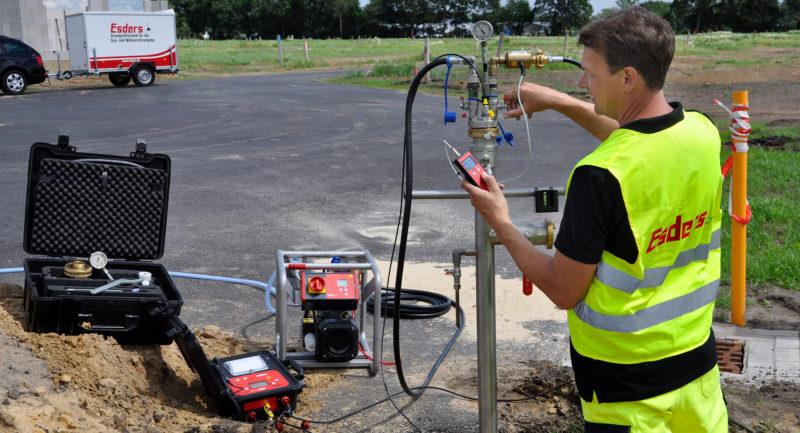 Grundlagen Wasserdruckprüfungen – W 400-2
