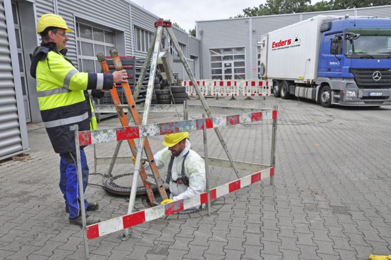 PRESSEMITTEILUNG – Esders erweitert Unternehmensgruppe um Esders Kanal-Sanierungs-Technik GmbH