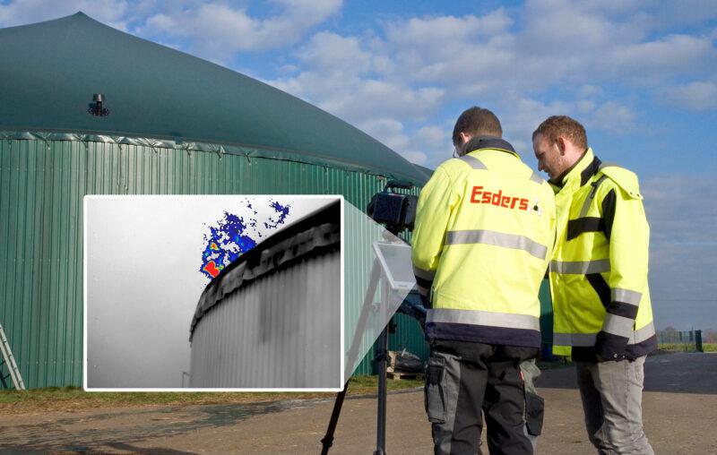 Biogas messen – Grundlagen und Personenschutz
