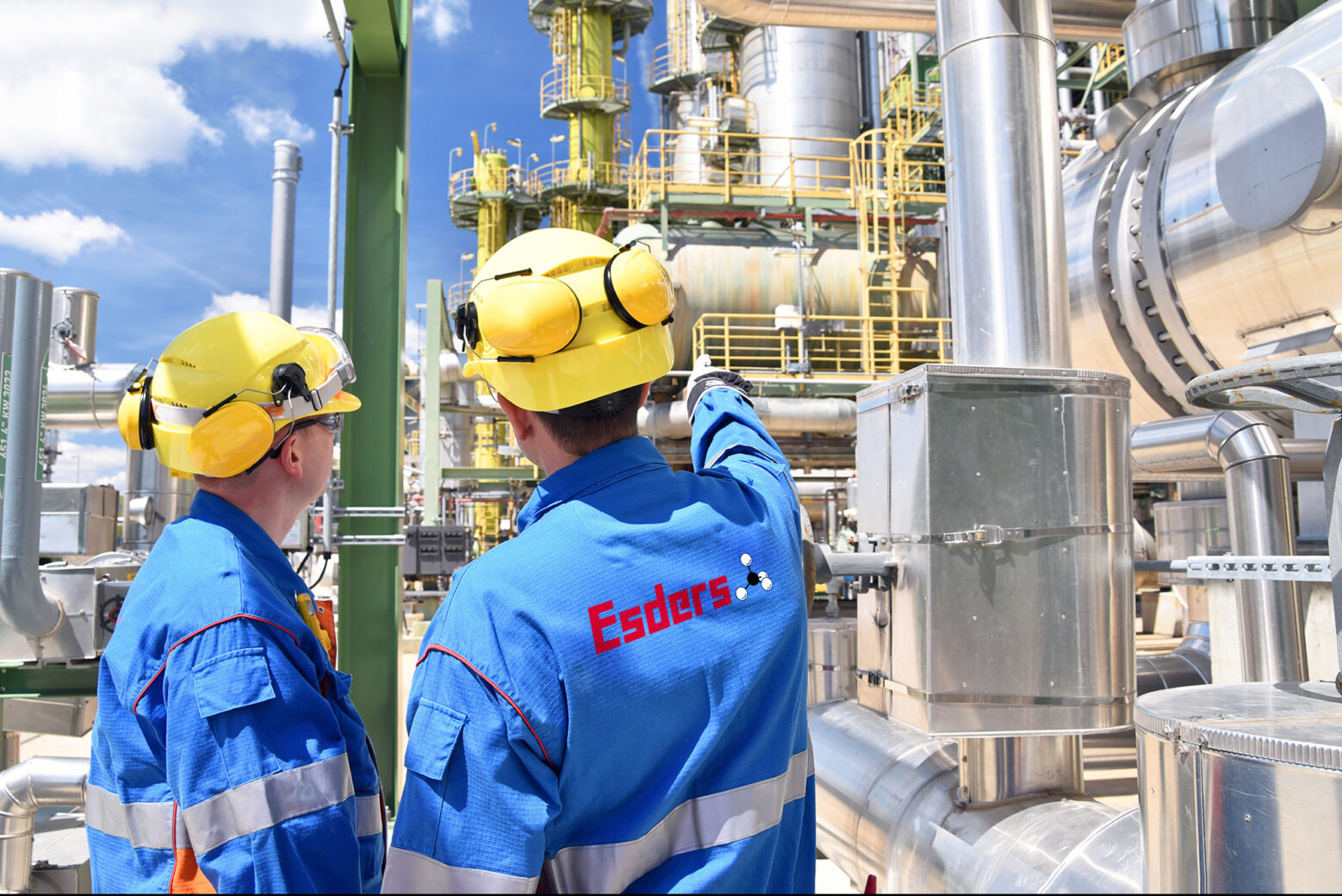 Industriegas – Leckstellen und Mängel in der Industrieanlage