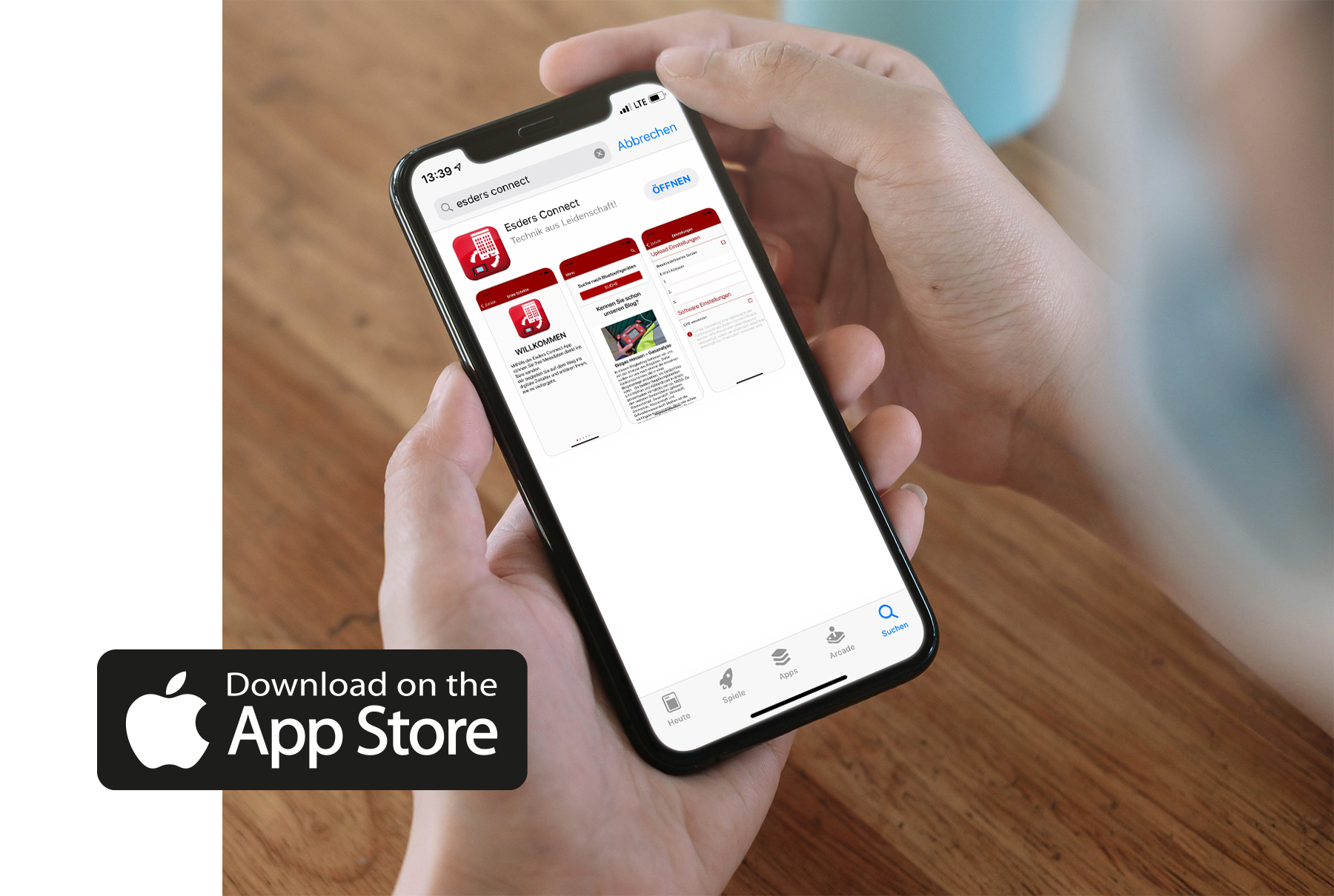 Esders-Connect-Apple-iOS